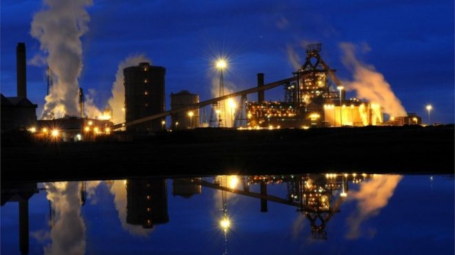 SSI UK suspends production at Teesside plant, 1700 jobs to go